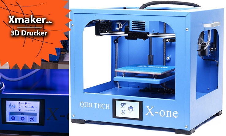 XMAKER.de | QIDI Tech X-One